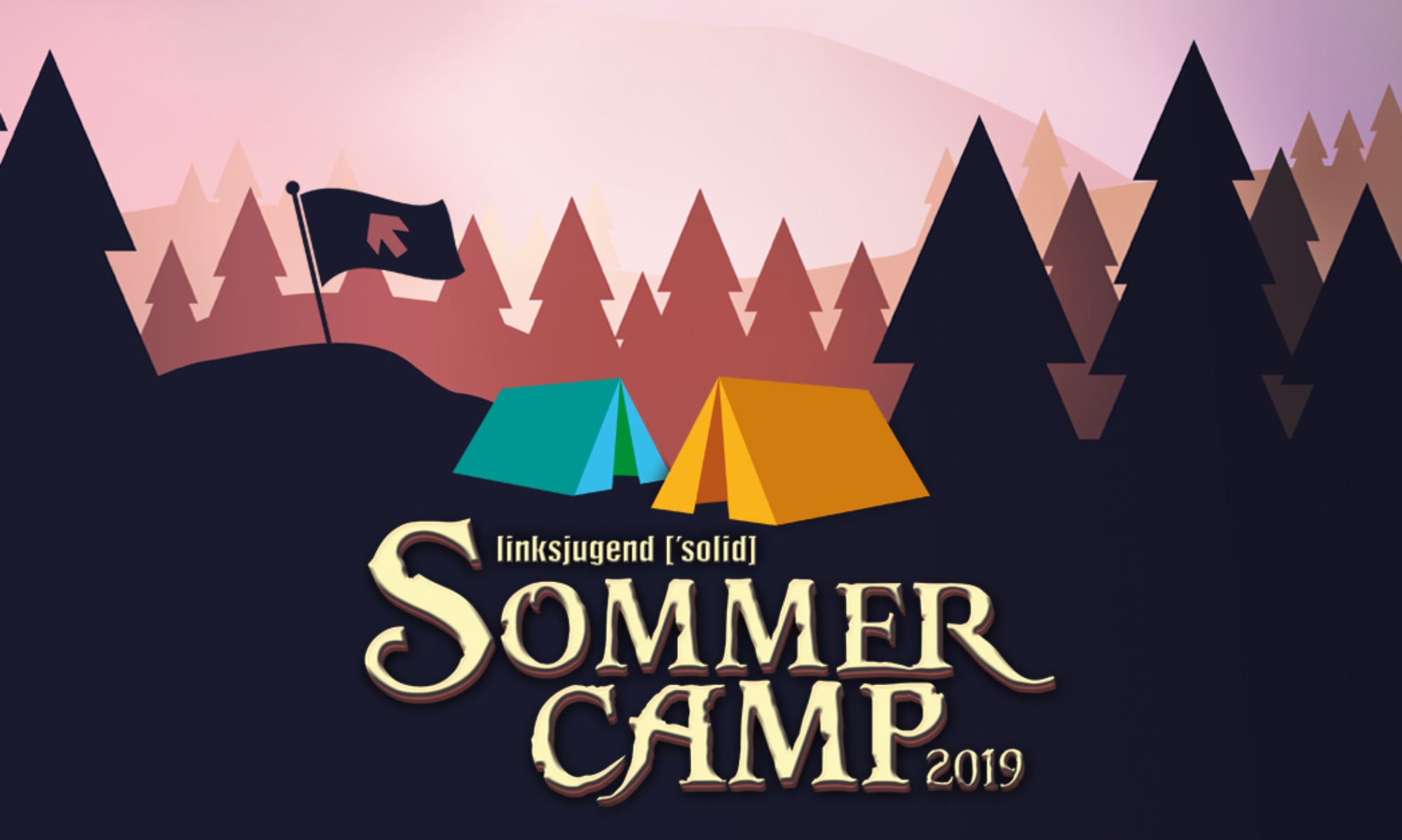 Linkes Sommercamp